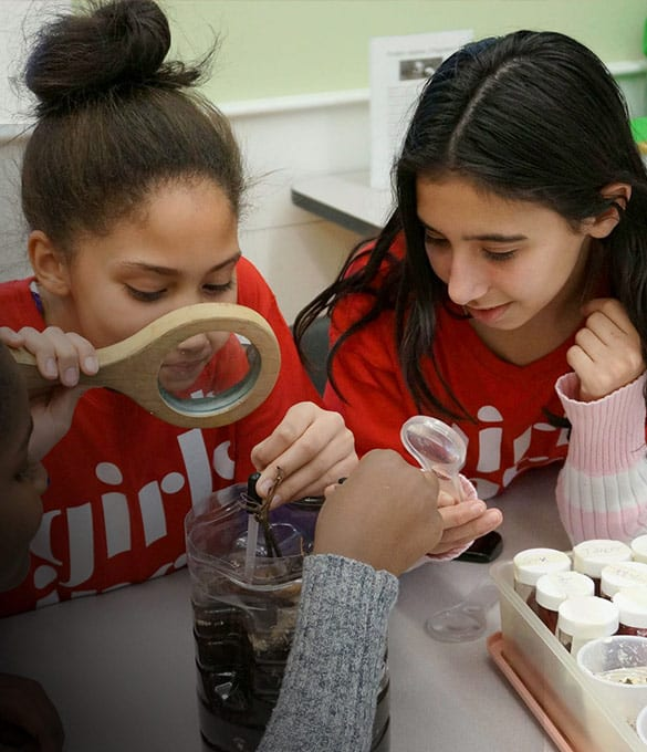 Stem School Dallas: Girls Inc. Of Metropolitan Dallas
